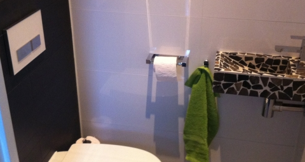 Badkamer wc renovatie Utrecht