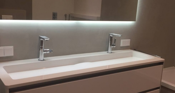 Nieuwe Badkamer Amsterdam : Badkamers