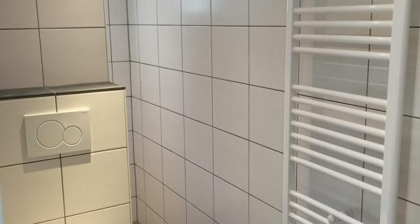 Nieuwe badkamer Lunteren
