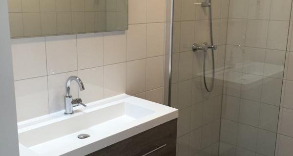 Uitbreiding bestaande badkamer Scherpenzeel