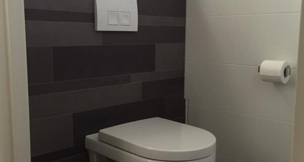 Toilet Renovatie Kosten : Badkamers
