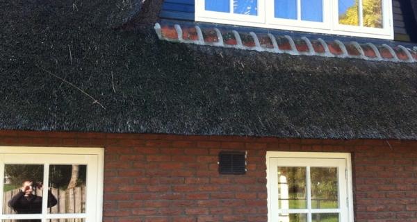 Kozijn vervangen dakkapel Hoevelaken