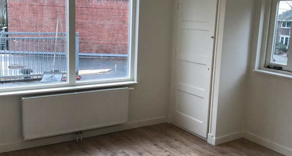 Renovatie appartementen Deventer