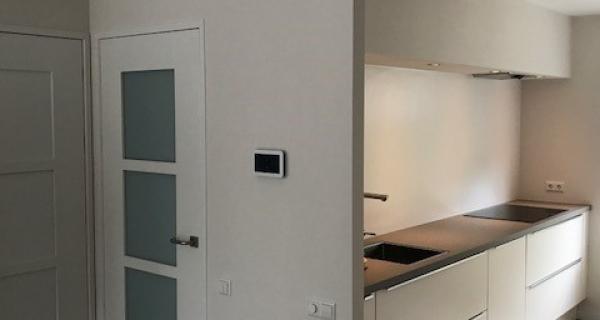 Verbouwing woonkamer keuken Hoogland