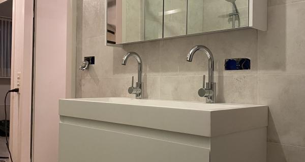 Badkamer renovatie Lunteren