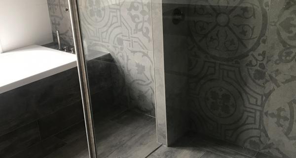 Nieuwe badkamer Amersfoort
